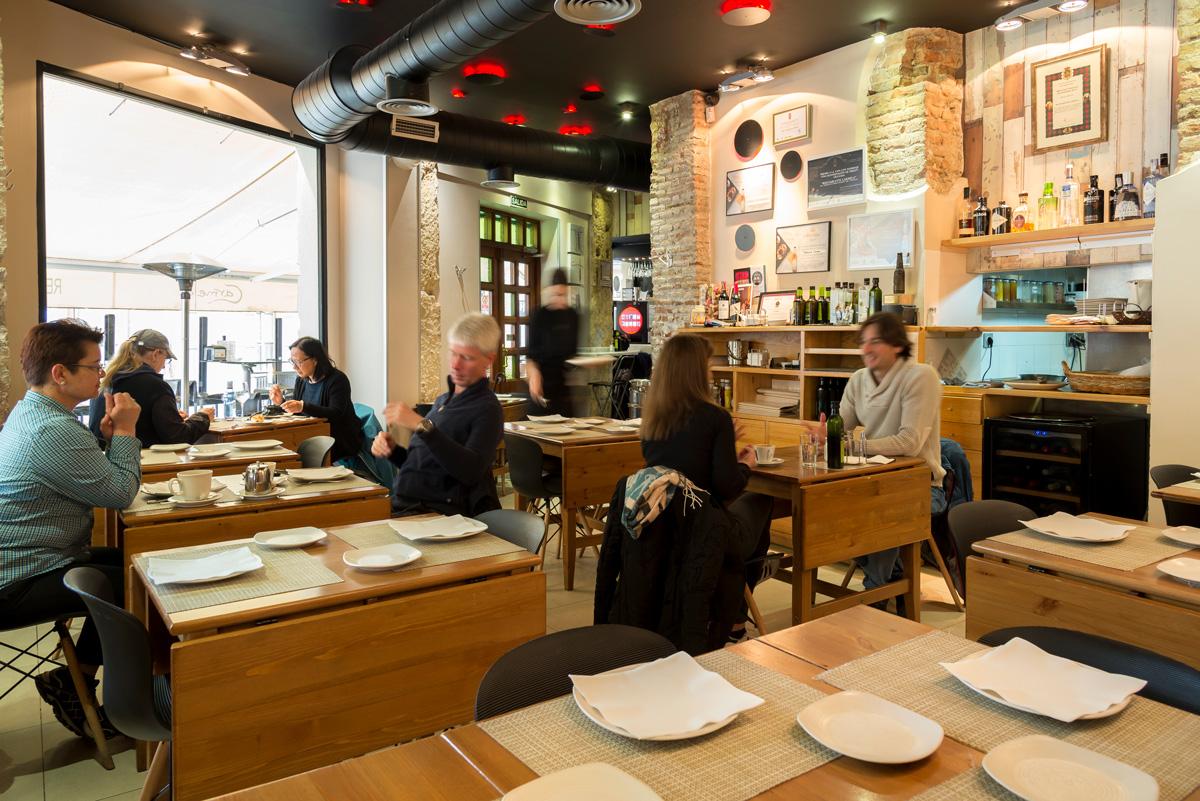 La Auténtica Carmela Restaurante De Cocina Andaluza Y