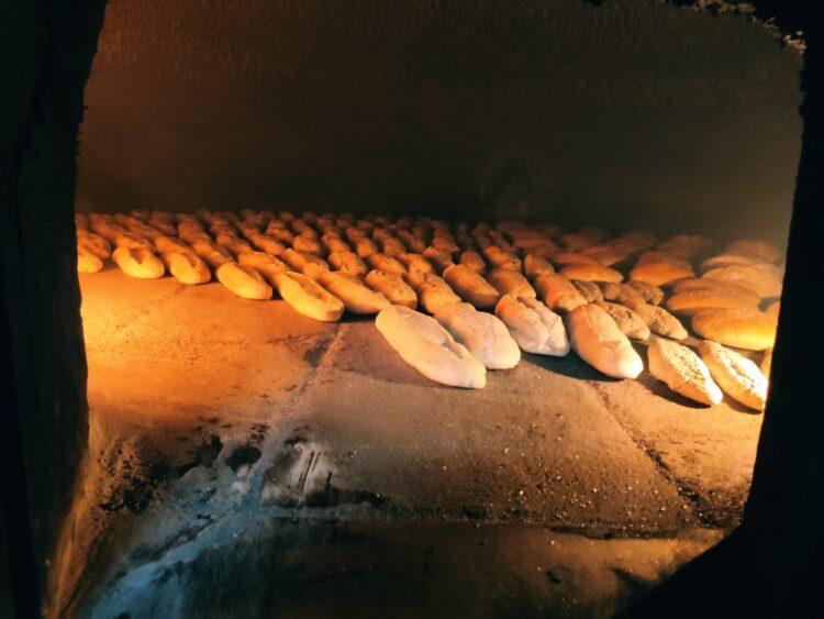 horno moruno de piedra