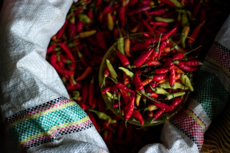 Chile - Comida mexicana