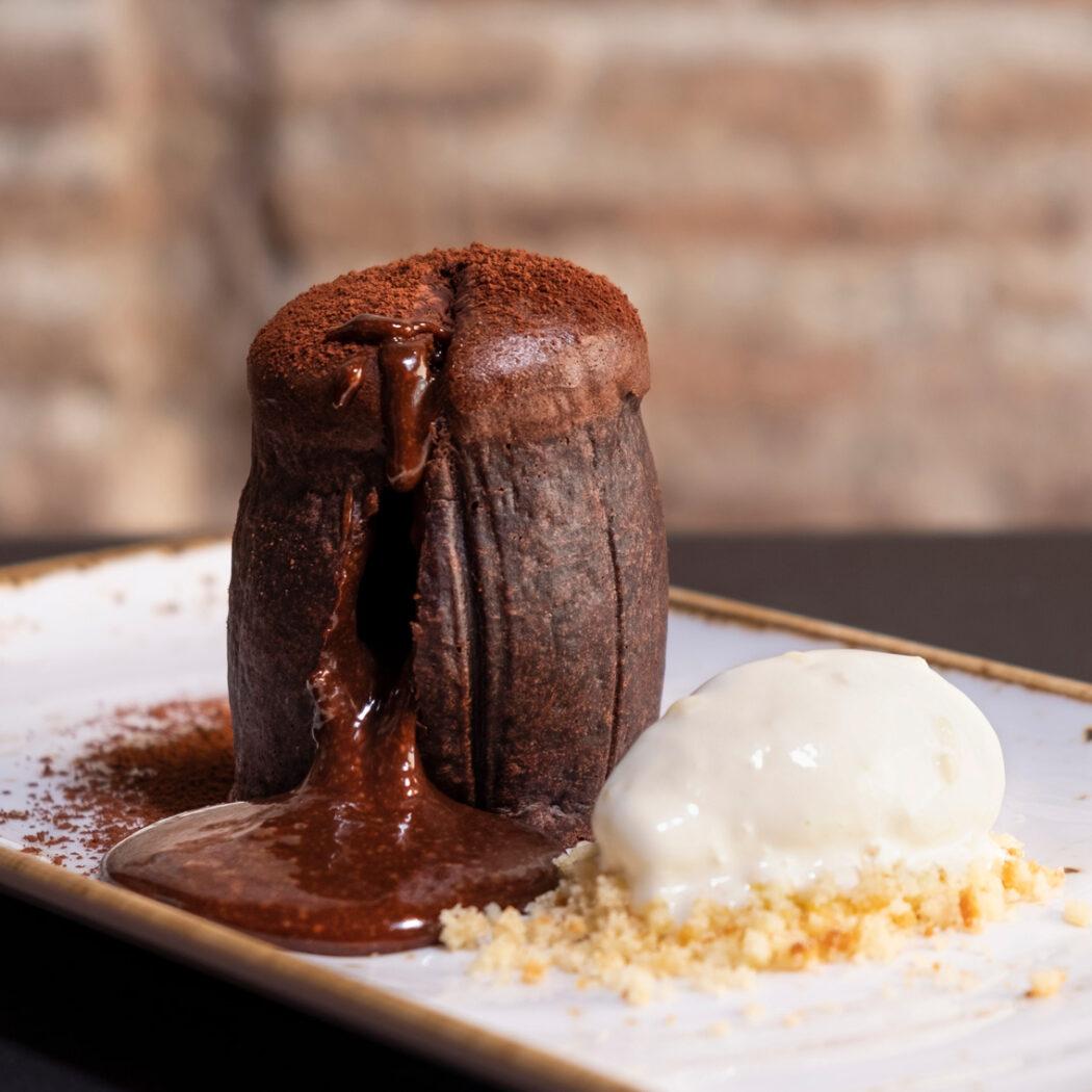 El auténtico COULANT de CHOCOLATE de Carmela.