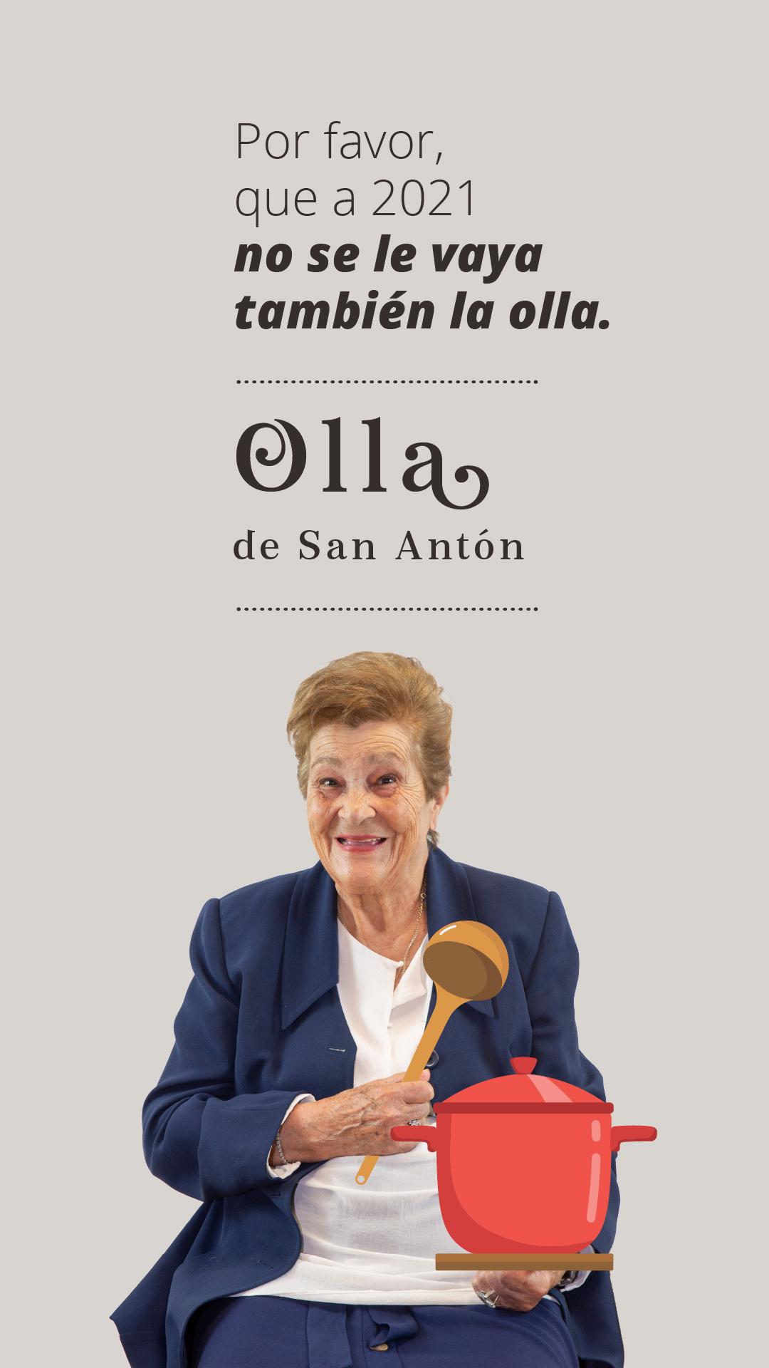 OLLA DE SAN ANTON