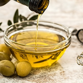Aceite de Oliva en la Alimentación Saludable
