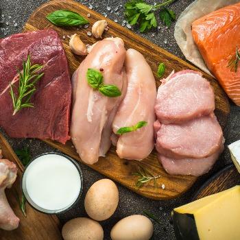 Proteínas y Alimentación Saludable