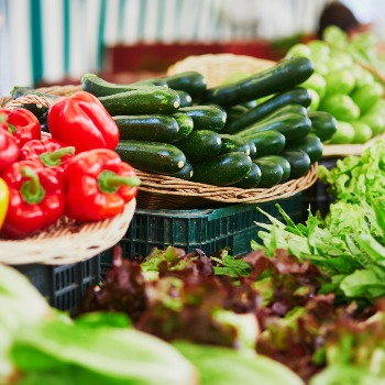 Verduras - Base Alimentación Saludable